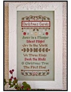 Country Cottage Needleworks - Christmas Carols
