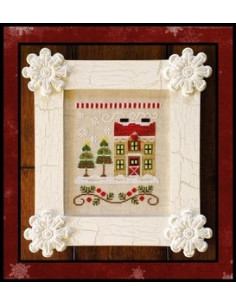 Country Cottage Needleworks - Christmas Tree Farm