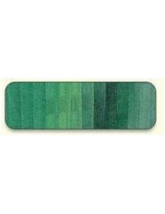 Di van Niekerk - Ruban de soie 7 mm - 27 - Dark Green Pepper