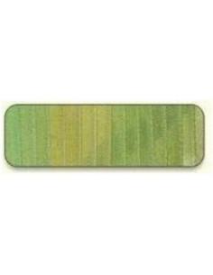 Di van Niekerk - Ruban de soie 7 mm - 32 - Sunny Green