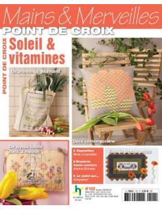 Mains et Merveilles N°102 - Soleil & Vitamines