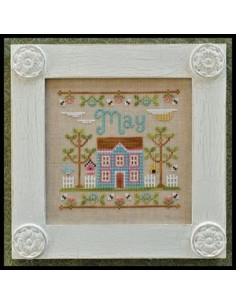 Country Cottage Needleworks - May Cottage