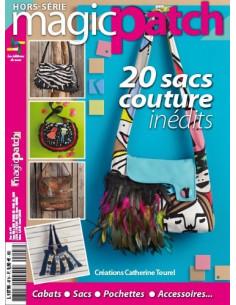 Magazine - Magic Patch hors série 97 - 20 sacs couture inédits