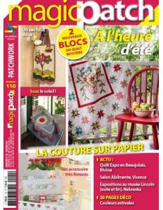Magazine - Magic Patch 110 - A l'heure d'été