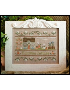Country Cottage Needleworks - Pumpkin Cottage