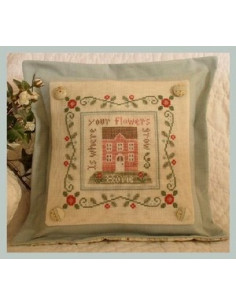 Country Cottage Needleworks - Rose Cottage