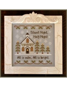 Country Cottage Needleworks - Silent Night