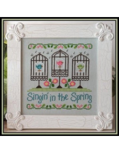 Country Cottage Needleworks - Singin in the Spring
