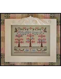 Country Cottage Needleworks - Springtime Serenade