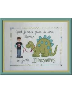 Jardin Privé - Dinosaurusboy