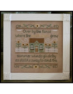Country Cottage Needleworks - Sunflowers in Summer