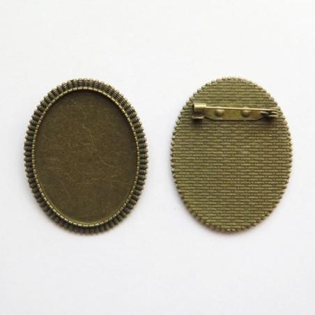 Pendentifs et broches à décorer