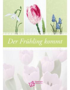 Leaflet UB Design - Der Frühling kommt