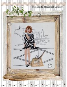 Isabelle Vautier - fiche - Au pont des Arts