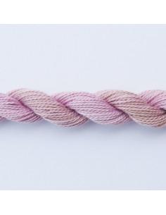 ATALIE - Coton perlé - BOIS DE ROSE