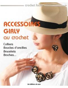 Livre - Accessoires girly au crochet