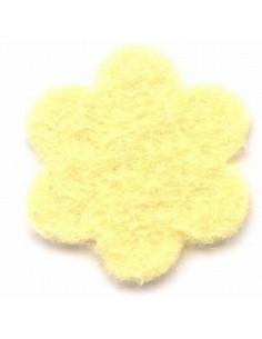 Feutrine Beurre frais