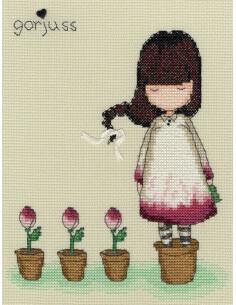 Bothy Threads - Kit - Gorjuss The Last Rose