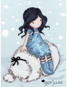 Bothy Threads - Kit - Gorjuss Winter Friend