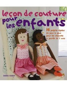 Livre - leçon de couture pour les enfants