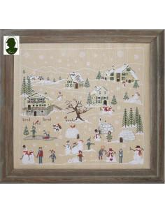 Sara Guermani - fiche - Inverno sulle alpi
