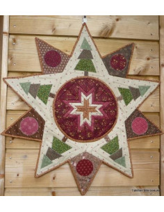 L'Atelier des coeurs - fiche - Pliage étoile