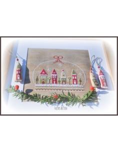 Fleurs de Lin - fiche - Village de Noël