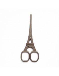 Ciseaux broderie - tour Eiffel
