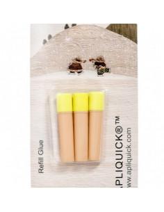 APLIQUICK ®™ - Recharge pour stylo colle - lot de 3
