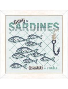 Lili Points - Gang de sardines