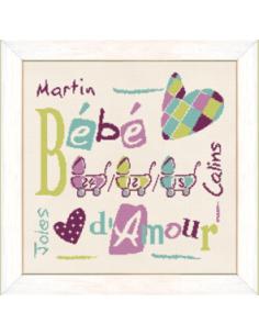 Lili Points - Bébé d'amour