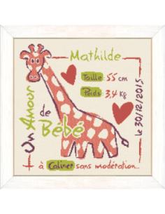 Lili Points - La Girafe