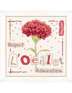 Lili Points - L'Oeillet