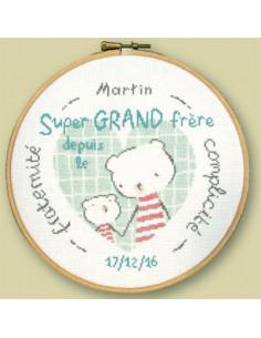 Lili Points - Super Grand Frère