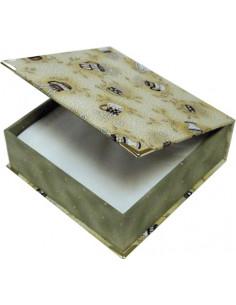 Kit de cartonnage - Boîte Lena