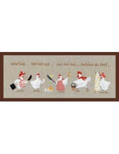 Le Bonheur des Dames - Kit - Les petites ménagères