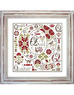 Jardin Privé - Lettre Q comme Quaker