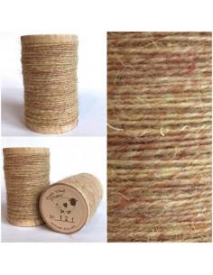 """Fil de laine - Rustic Wool """"Moire"""" - 121"""