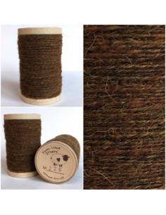 """Fil de laine - Rustic Wool """"Moire"""" - 226"""