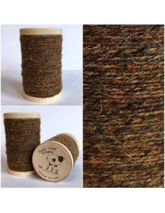 """Fil de laine - Rustic Wool """"Moire"""" - 220"""