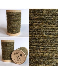 """Fil de laine - Rustic Wool """"Moire"""" - 229"""