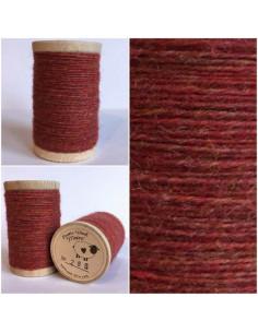 """Fil de laine - Rustic Wool """"Moire"""" - 285"""