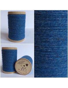 """Fil de laine - Rustic Wool """"Moire"""" - 521"""