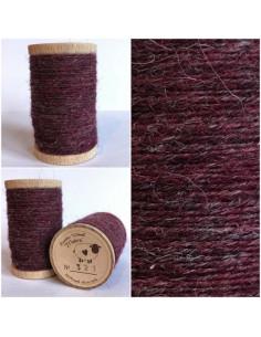 """Fil de laine - Rustic Wool """"Moire"""" - 321"""