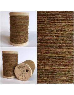 """Fil de laine - Rustic Wool """"Moire"""" - 216"""