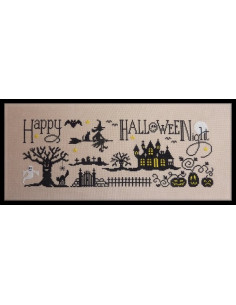 Jardin Privé - Happy Halloween Night