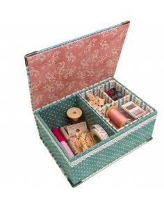 Kit de cartonnage - Boîte Surprise