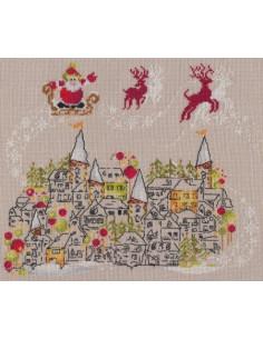 Camille Camps - chart - Un soir de Noël