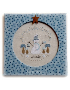 Fleurs de Lin - fiche - Snwoly le petit bonhomme de neige