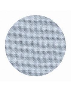 Toile Sänger en coton et lin coloris Bleu clair
